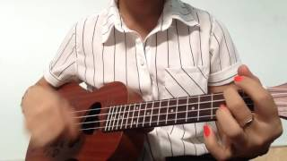 Con yêu mẹ - ukulele
