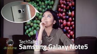 Samsung Galaxy Note5 - TechTalk #3