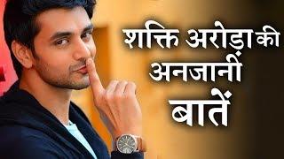 Here'er Some Unknown  Facts About  Actor SHAKTI ARORA   Shakti Arora biography