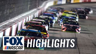 Playoffs Race #2 - Richmond | NASCAR on FOX HIGHLIGHTS