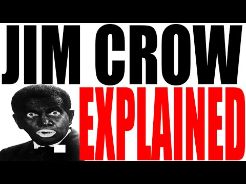 Jim Crow and America