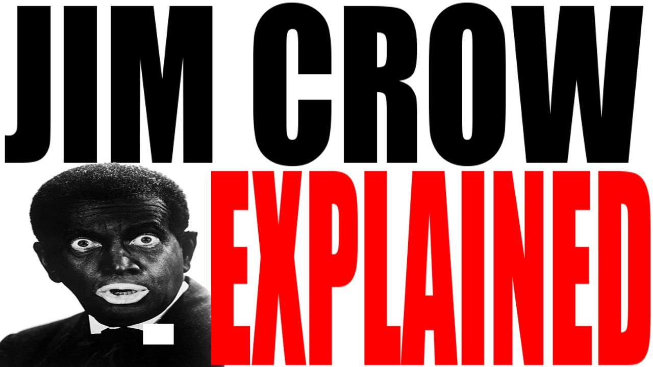 living jim crow The truth about jim crow 2014 1 jim crow was an entire way of life dedicated to asserting and maintaining the superiority of whites over blacks.
