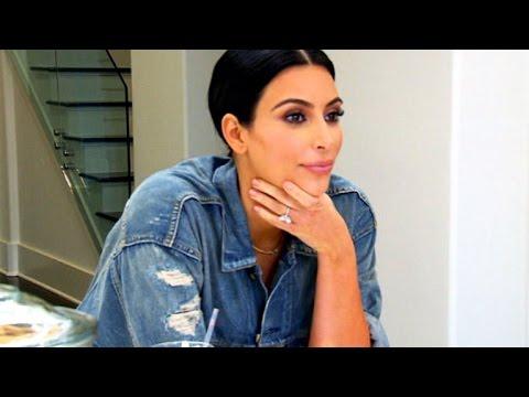 Kim Kardashian Is 'Sick' When Khloe Flirts With Ex Lamar Odom On 'KUWTK'
