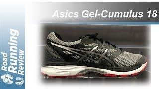 Asics Gel-Cumulus 18 Preview