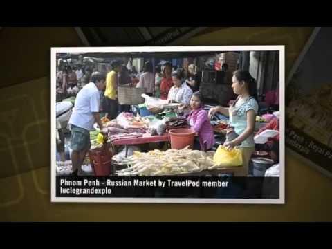 """""""Phnom Penh, capitale avec un lourd pass"""" Luclegrandexplo's photos around Phnom Penh, Cambodia"""