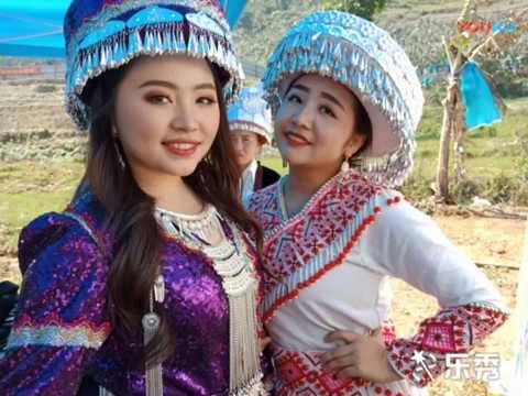 [Kwv Txhiaj/Tham Txuj] Paj Yi Lauj 罗娜依 - Tawm Rooj Mus Ua Si 出门在外