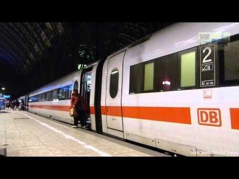 Deutsche Bahn (DB) ICE 2 EMU Frankfurt am Main Hbf