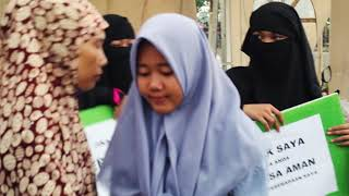 Video Sosial Experimen AADC (Ada apa dengan cadar)-Cikande Serang Banten download MP3, 3GP, MP4, WEBM, AVI, FLV September 2018