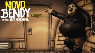 UM NOVO BENDY CHEGOU!!! A ARMADILHA DO BORIS GORDO! | Bendy and the Ink Machine (Fan Made/GRÁTIS)