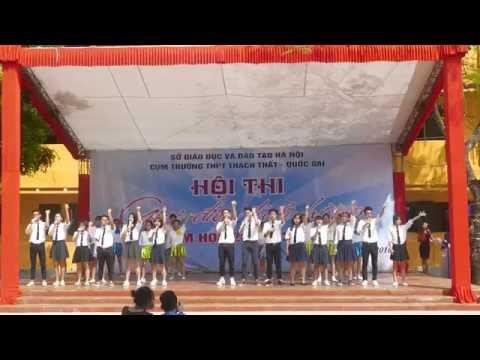 FSchool - Giai điệu tuổi hồng 2016 - cụm thi Quốc Oai - Thạch Thất