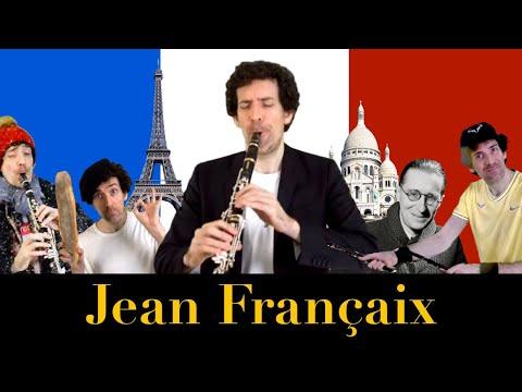 Françaix Clarinet Concerto, 1st movement Allegro