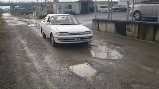 Видео-тест автомобиля Toyota Carina (At170-7133146, 5A-FE, 1990г)