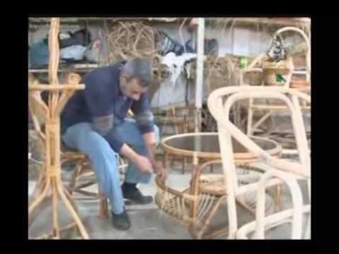 fabrication de meuble en rotin dellys 2013 rabah rachedi