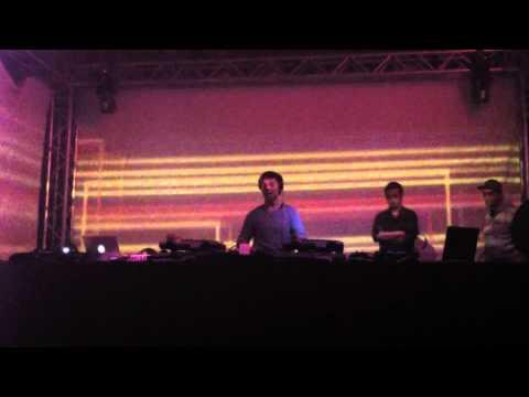 Eric Fischer @ Danube Rave presession Club Cembrankeller - Linz (austria) 22.10.11