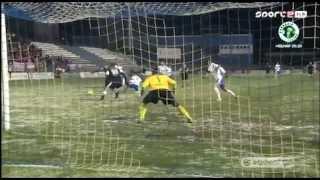 Bacsa Patrik gólja az MTK Budapest - DVTK mérkőzésen