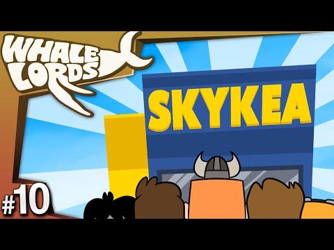 Minecraft - Whale Lords: Skykea [10]