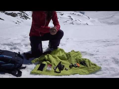 Backcountry Skier's MacGyver Kit - What to Pack