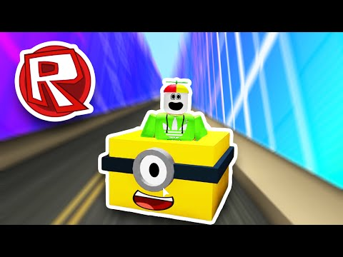 SLIDING 9999 FEET! | Roblox