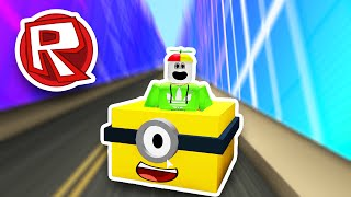 Gambar cover SLIDING 9999 FEET! | Roblox