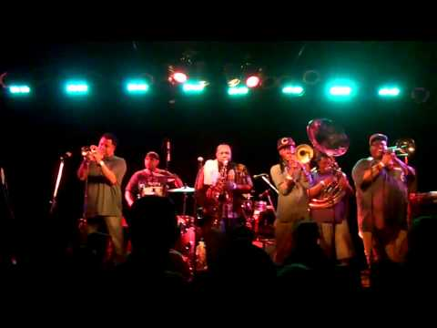 Soul Rebels Brass Band @ Bottom Lounge -  Billie Jean