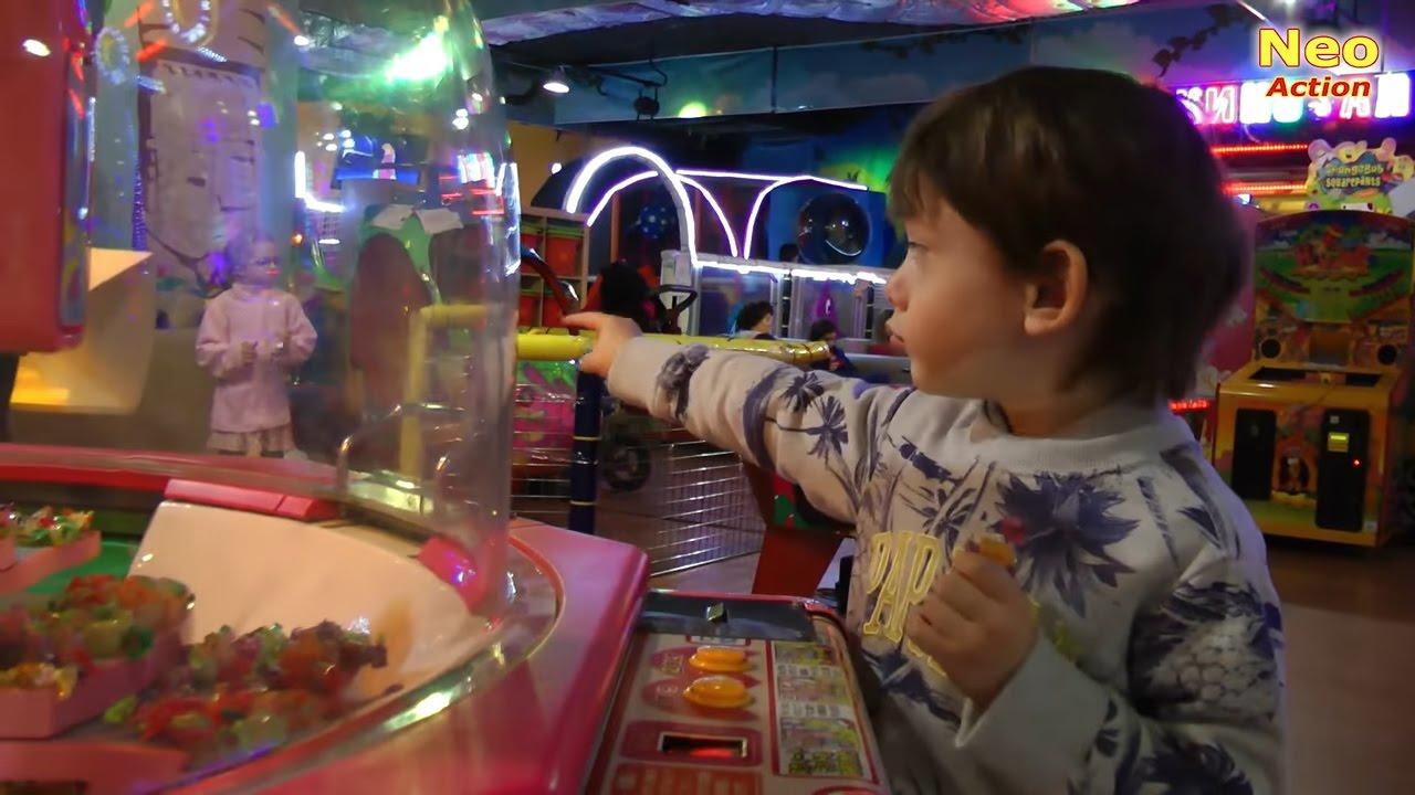 игровые аппараты девочки детские