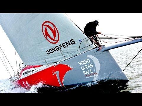 Test-driving the Volvo Ocean 65 | Volvo Ocean Race 2014-15