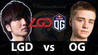 LGD vs OG - TI7 Main Event LB Round 3 - Dota 2