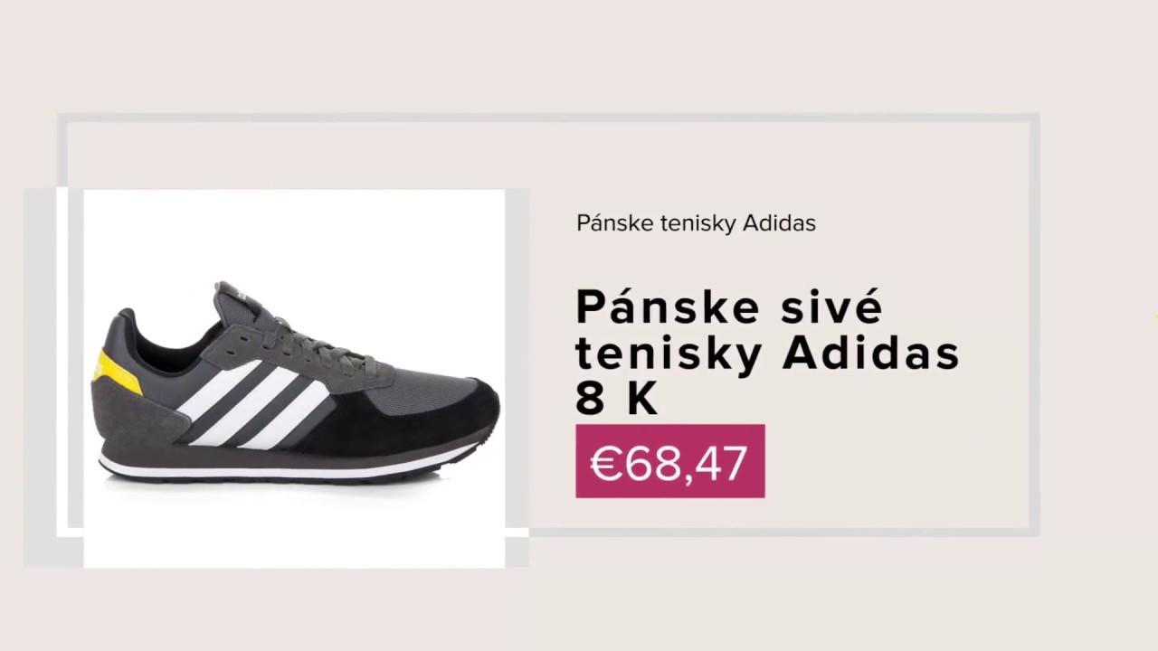 NAJ.SK - Pánske a dámske tenisky Adidas - YouTube e7d13053361