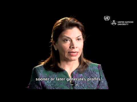 Costa Rica's Social and Environmental Policy - President Laura Chinchilla Miranda
