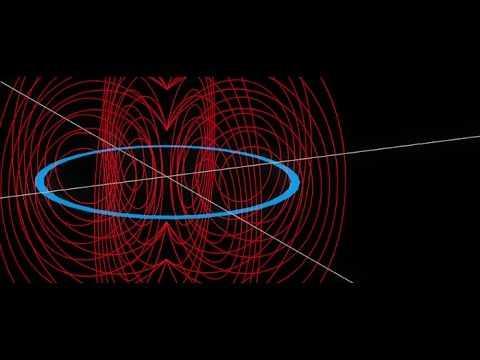 Magnetic Fields:  3D Scientific Visualization with Blender