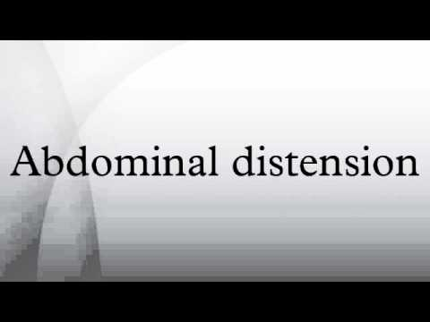 Abdominal Distension