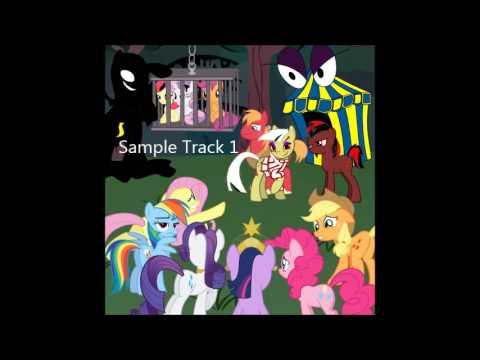 Carnival Claudius vs Ponyville (Colt Version + Cello Cover) Sample Cello Tracks