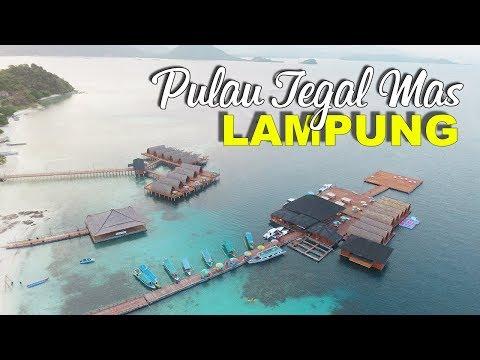 Pulau Tegal Mas, Wisata Keren di Lampung