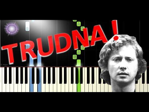 🎹 Dni, których nie znamy (Marek Grechuta) - Piano Tutorial (TRUDNA! wersja) 🎹