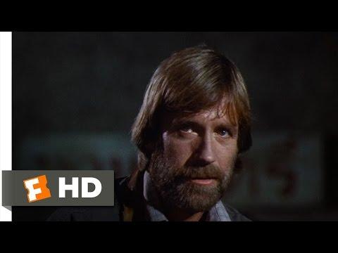 Missing in Action (4/10) Movie CLIP - Bulletproof Raft (1984) HD