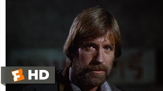 Missing in Action (4/10) Movie CLIP - Bulletproof Raft (1984) HD