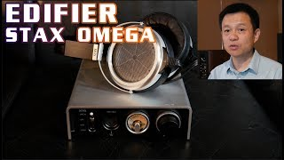 Edifier CEO talks to KitGuru about STAX OMEGA headphones and more !
