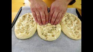 Такие лепешки хочется повторять снова и снова Лепешки с сыром