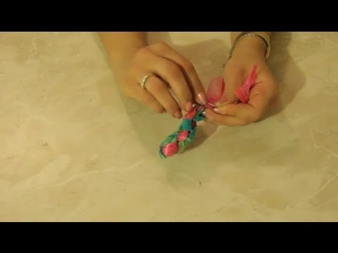 How To Do A Diamond Lanyard Braid With Craft Lace Arts Crafts