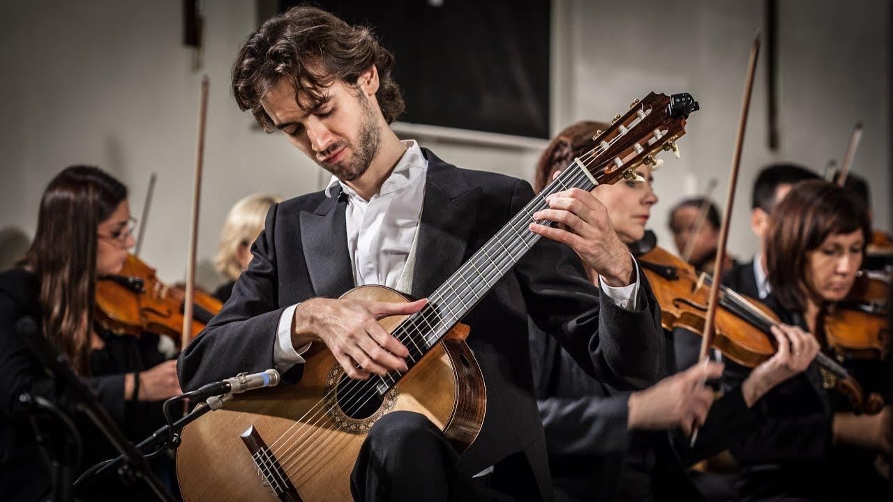 Joaquin Rodrigo Concerto De Aranjuez Adagio 2nd Mov Petrit çeku Guitar Youtube