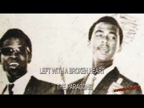 ♫♥♥♥ John Holt ♫left with a broken heart.♥★★★★★VIDEO IN HD♫