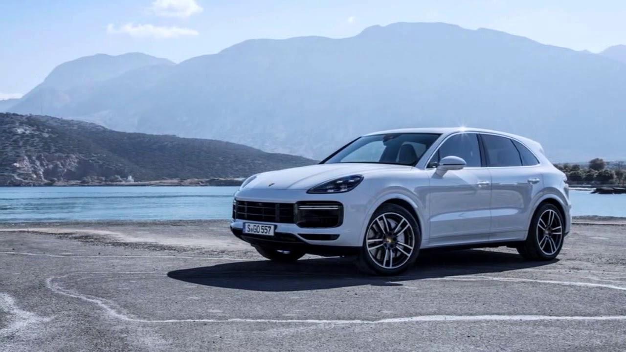 Porsche Cayenne Concept 2019 Future Car