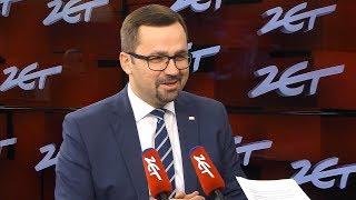 Marcin Horała o słowach Ziobry ws. KNF: Pan minister Ziobro mógł sobie podarować tę spekulację