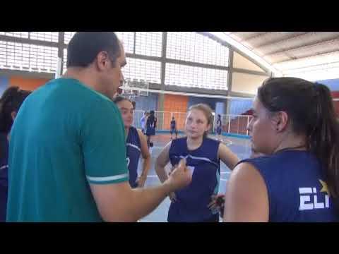 2do Ciclo Departamental Liga Santandereana De Voleibol Final femenina Barichara Vs Pamplona