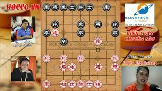 THẤT BẠI TRONG GANG TẤC | Trịnh Duy Đồng vs Lại Lý Huynh | Vòng 9 Giáp Cấp Liên Tái 2019