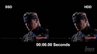 PlayStation 3 Hard Drive Speed Test