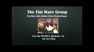 【CGUBA035】The Tim Ware Group 3/5  10/16/1982
