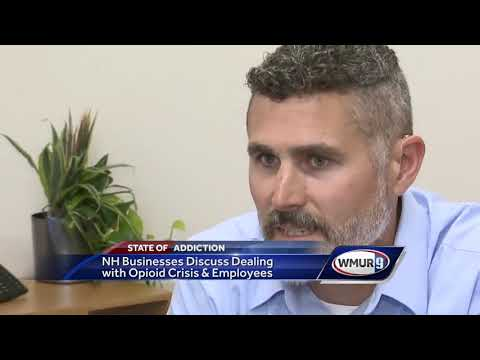 NH businesses discuss dealing with opioid crisis and employees