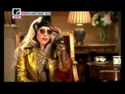 Lady Gaga and Nicola Roberts Interview 2011 P1