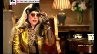 Lady Gaga and Nicola Roberts Interview 2011 P1